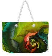 Botanical Fantasy 011512 Weekender Tote Bag