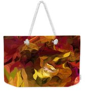 Botanical Fantasy 082012 Weekender Tote Bag