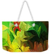 Botanical Fantasy 091612 Weekender Tote Bag