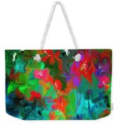 Botanical Fantasy 103112 Weekender Tote Bag