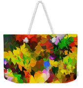 Botanical Fantasy 110512 Weekender Tote Bag
