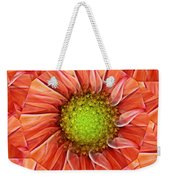 Botanical Swirl Weekender Tote Bag