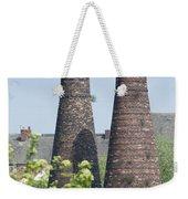 Bottle Kilns Weekender Tote Bag