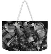 Bottles Of Water Weekender Tote Bag