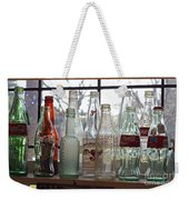 Bottles On The Shelf Weekender Tote Bag