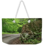 Boulder Rural Mountain Road Spring Weekender Tote Bag