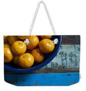 Bounty Weekender Tote Bag by Tammy Lee Bradley