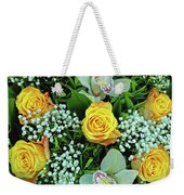 Bouquet Weekender Tote Bag