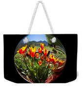 Bouquet In A Bubble Weekender Tote Bag
