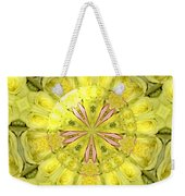 Bouquet Of Roses Kaleidoscope 12 Weekender Tote Bag