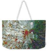 Bouquet Of Snowflakes Weekender Tote Bag