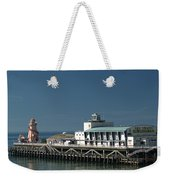 Bournemouth Pier Weekender Tote Bag