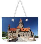 Bouzov Castle Weekender Tote Bag