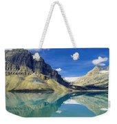 Bow Lake,alberta,canada Weekender Tote Bag