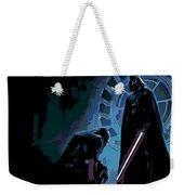 Bow To The Dark Side Weekender Tote Bag