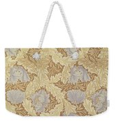 Bower Wallpaper Design Weekender Tote Bag