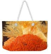 Bowerbanks Halichondria & Spiral-tufted Weekender Tote Bag by Ted Kinsman