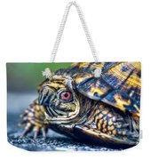 Box Turtle 2 Weekender Tote Bag