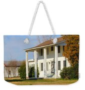 Boyd Lane Plantation Front Weekender Tote Bag