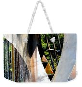Boyd Plaza Fountain II Weekender Tote Bag