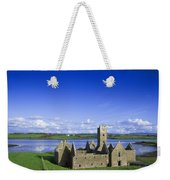 Boyle Abbey, Ballina, Co Mayo Weekender Tote Bag