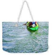 Boys Rowing Weekender Tote Bag