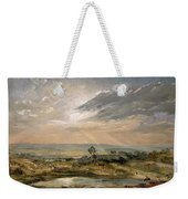 Branch Hill Pond Hampstead Weekender Tote Bag