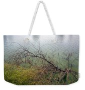 Branchs Over The Waters Edge 2001 Weekender Tote Bag
