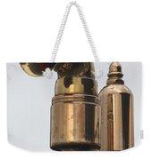 Brass Horn Weekender Tote Bag