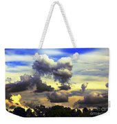 Break In The Clouds Weekender Tote Bag