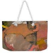Breastbone Weekender Tote Bag by Cliff Spohn