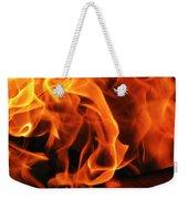 Breath Of Fire Weekender Tote Bag