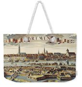 Bremen, Germany, 1719 Weekender Tote Bag