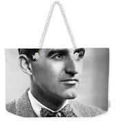 Brendan Gill (1914-1997) Weekender Tote Bag