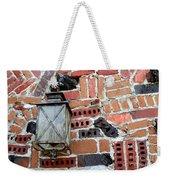 Brick Light Weekender Tote Bag