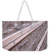 Brick Rays Weekender Tote Bag