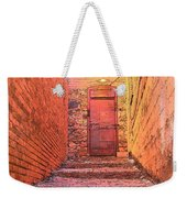 Old Stairs - Bisbee Az Weekender Tote Bag