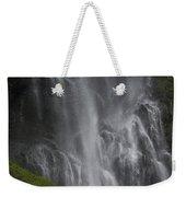 Bridal Veil Falls, Lowe River Weekender Tote Bag