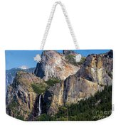 Bride At Yosemite Weekender Tote Bag