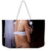 Bride Weekender Tote Bag