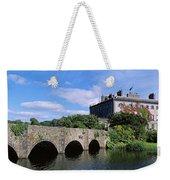 Bridge Across A Lake, Westport House Weekender Tote Bag