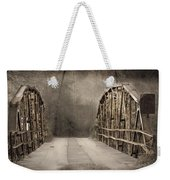 Bridge After Lightroom Weekender Tote Bag