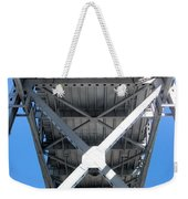 Bridge Bottom Weekender Tote Bag