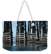 Bridge Detail Weekender Tote Bag