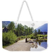 Bridge In Vail - Colorado Weekender Tote Bag