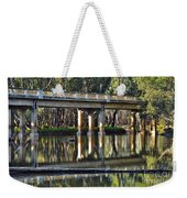 Bridge Over Ovens River 2 Weekender Tote Bag