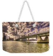 Bridge Over Rotterdam  Weekender Tote Bag