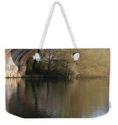 Bridge Reflections Weekender Tote Bag
