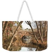 Bridge Reflections Weekender Tote Bag