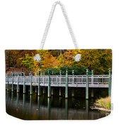 Bridge To Paradise Weekender Tote Bag